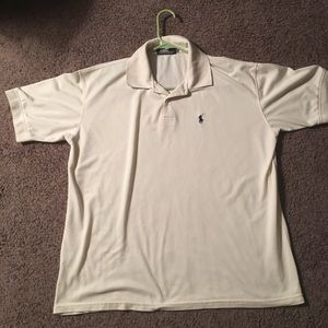 Iconic Mesh Polo T-Shirt